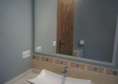 Baño01 Casa Rural El Pinar de las Bastida. Toledo