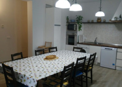 Comedor02 Casa Rural Cigarral El Pinar de las Bastida. Toledo