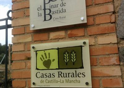 Casa Rural Cigarral El Pinar de las Bastida. Toledo