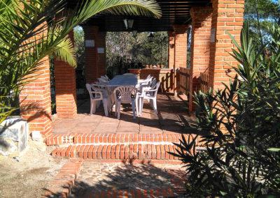 Exterior_Cigarral El Pinar de las Bastida en Toledo