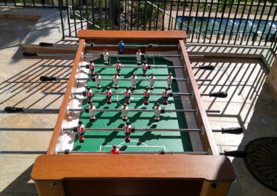 Futbolin_Cigarral El Pinar de las Bastida en Toledo