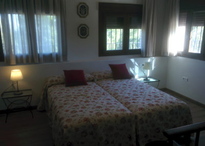 Habitacion05 Casa Rural Cigarral El Pinar de las Bastida. Toledo