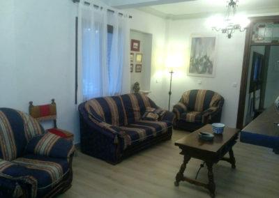 Salon03 Casa Rural Cigarral El Pinar de las Bastida. Toledo